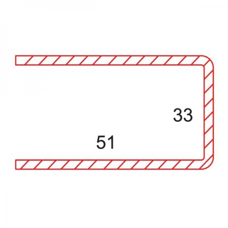 BALCONY DOOR STEEL REINFORCEMENT