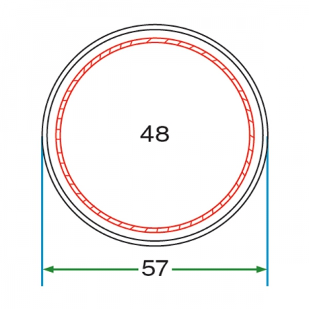 PVC PIPE PROFILE